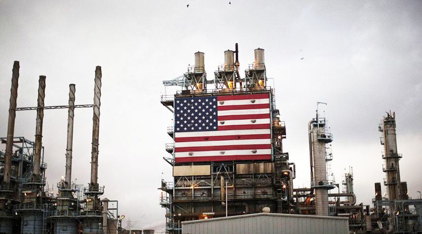 API: ABŞ-da neft ehtiyatları azalıb, benzin ehtiyatları isə artıb
