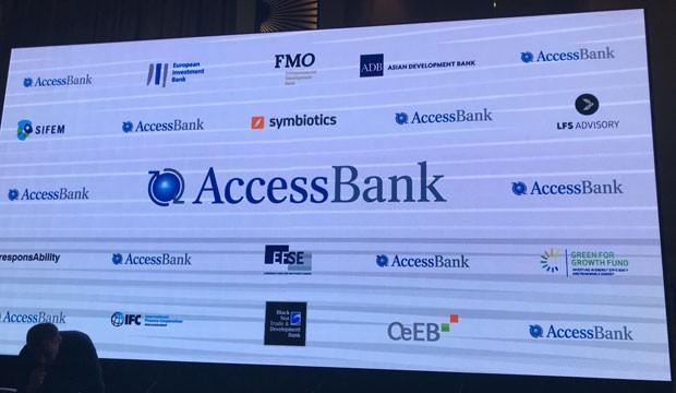 AccessBank POS-terminal alır