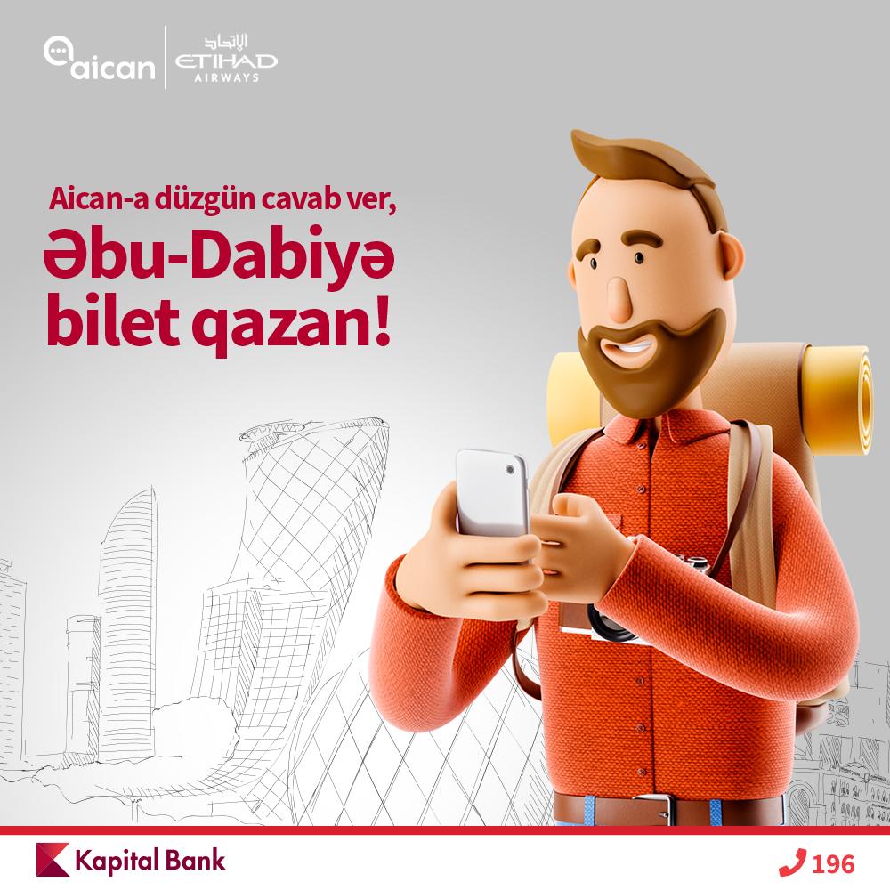 Выиграйте c BirKartбилеты в Абу-Даби!
