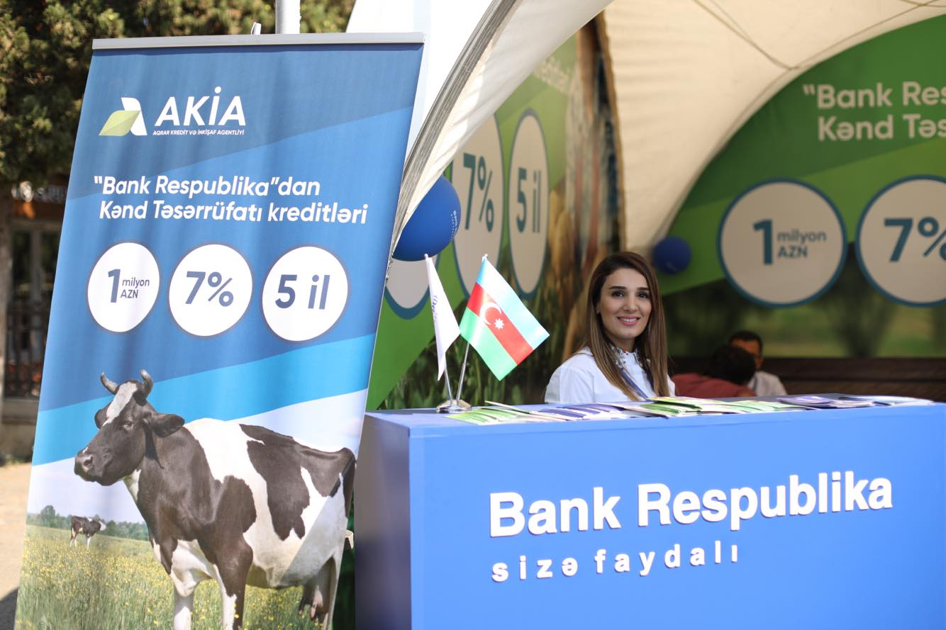 Банк Республика и Агентство по Аграрным Кредитам и Развитию запускают кредитную ярмарку в регионах