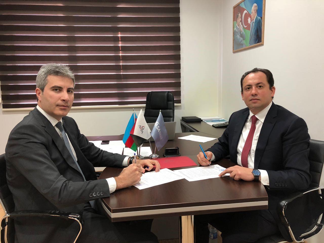 ARPA Azərbaycan Sığortacılar Assosiyasiyası ilə əməkdaşlıq sazişi imzaladı