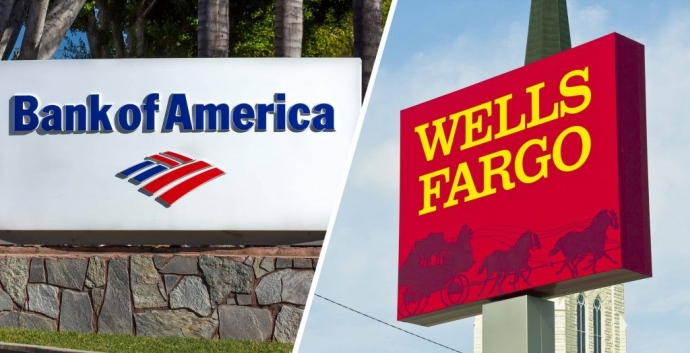 Amerikada ilk dəfə hesab və debet kart açmaq: WELLS FARGO YA BANK OF AMERİCA