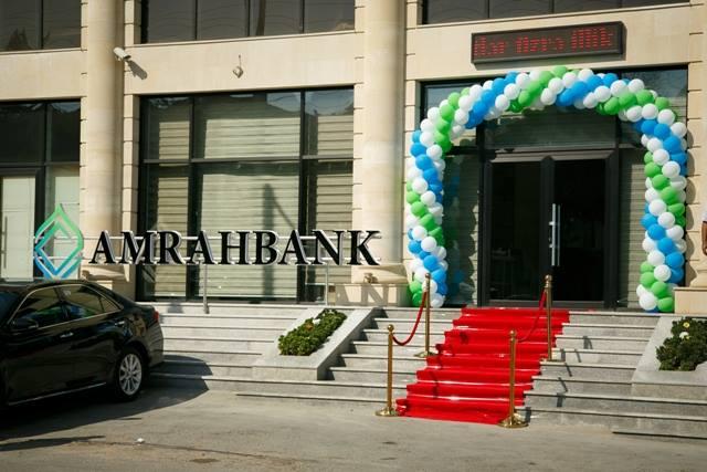 Amrahbank-dan baş ofisinin sökülməsi barədə rəsmi açıqlama