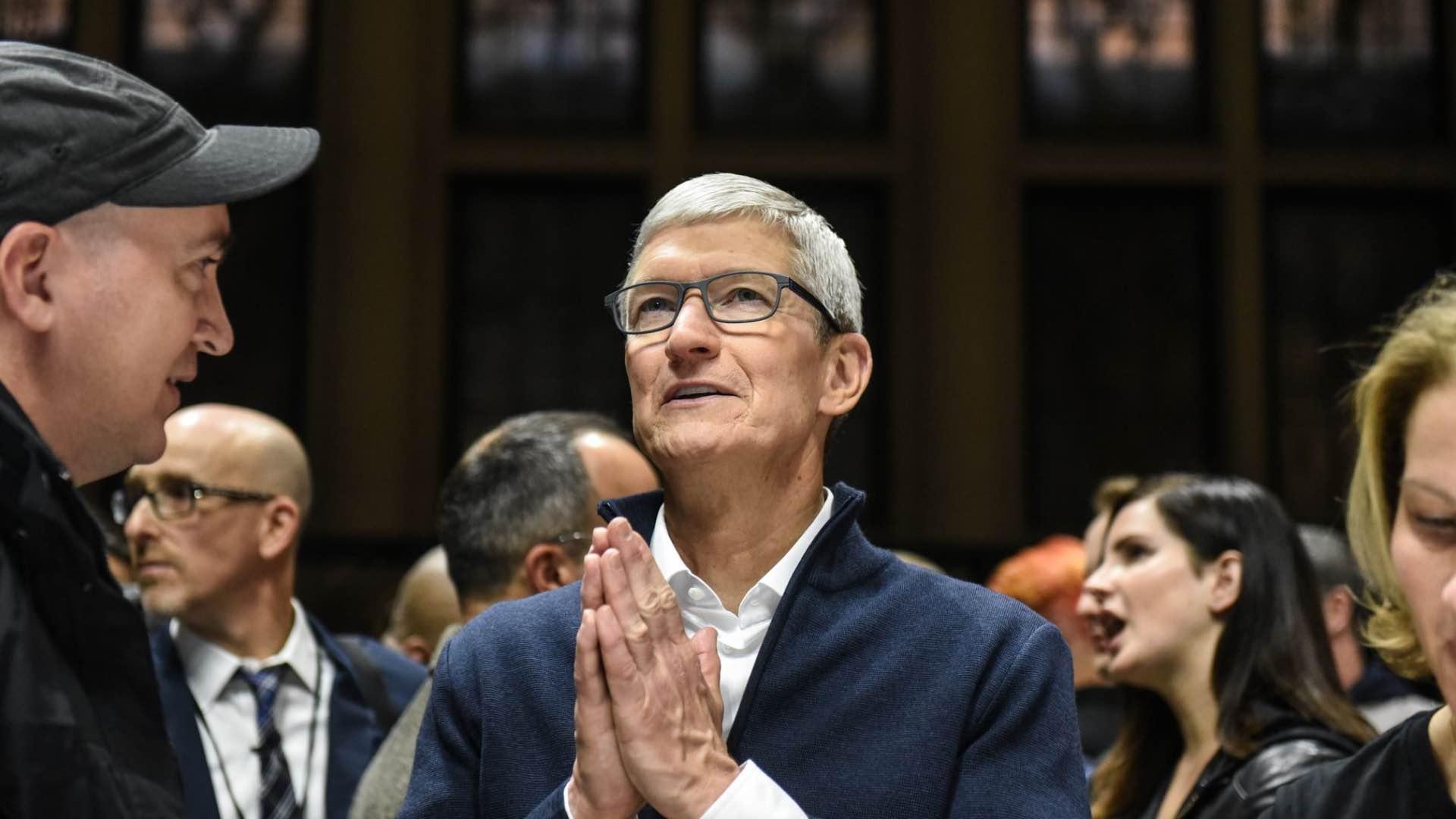 Apple исправила баг в FaceTime и пообещала выплатить вознаграждение школьнику, который его нашёл