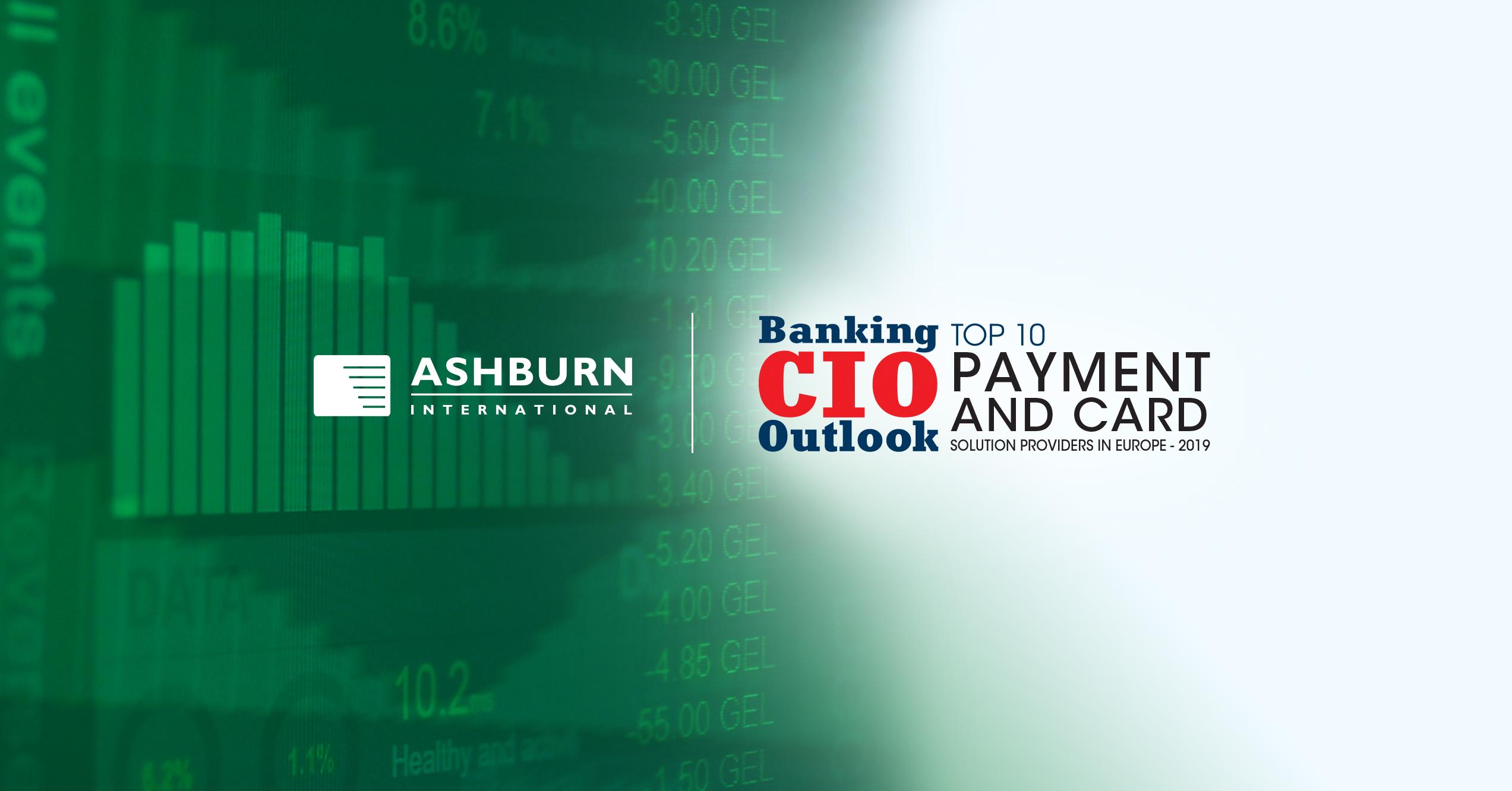 ASHBURN International — в ТОП-10 поставщиков платежных решений Европы