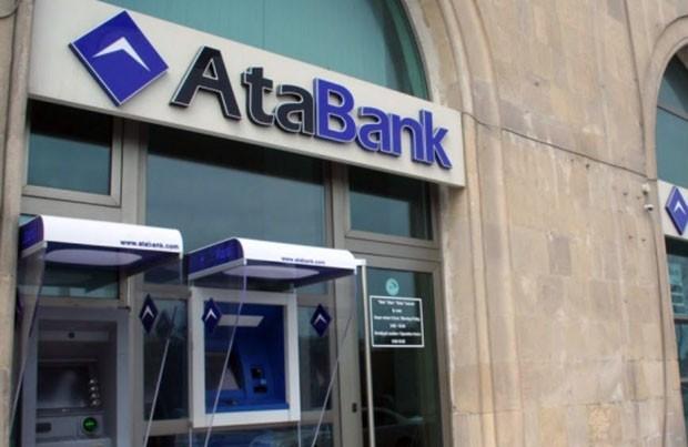 """""""AtaBank"""" Mərkəzi Banka borcunu azaldıb"""