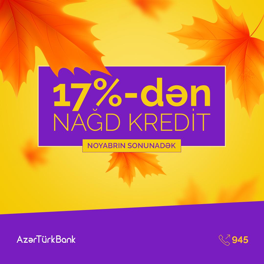 """Azər Türk Bank """"Bu fəsil istədiyini al!"""" kampaniyasını davam etdirir"""