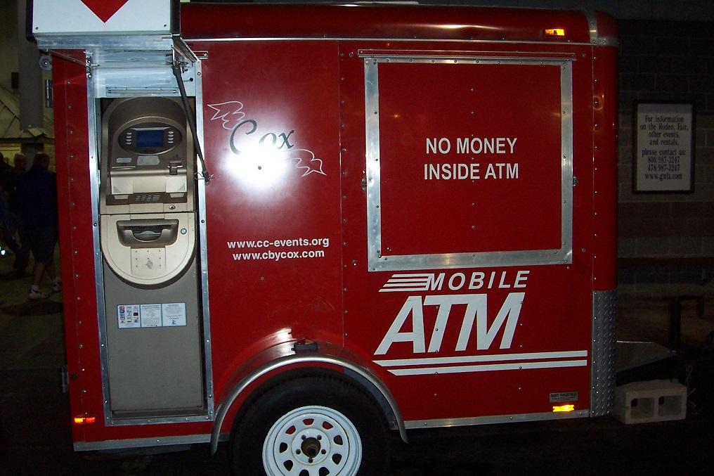 Bakıya yeriyən bankomatlar gəlir
