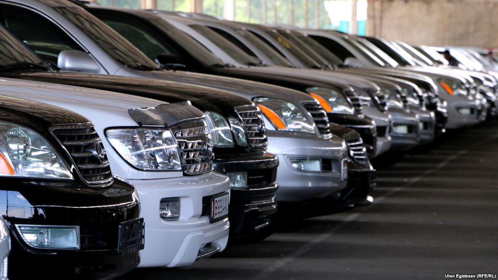Azərbaycan Rusiyadan avtomobil idxalına görə 4-cü yeri tutub