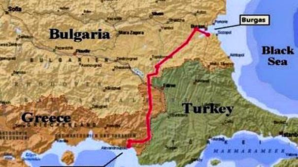 Azərbaycan qazını Bolqarıstana nəql edəcək kəmərin tikintisinə oktyabrdan başlanılacaq