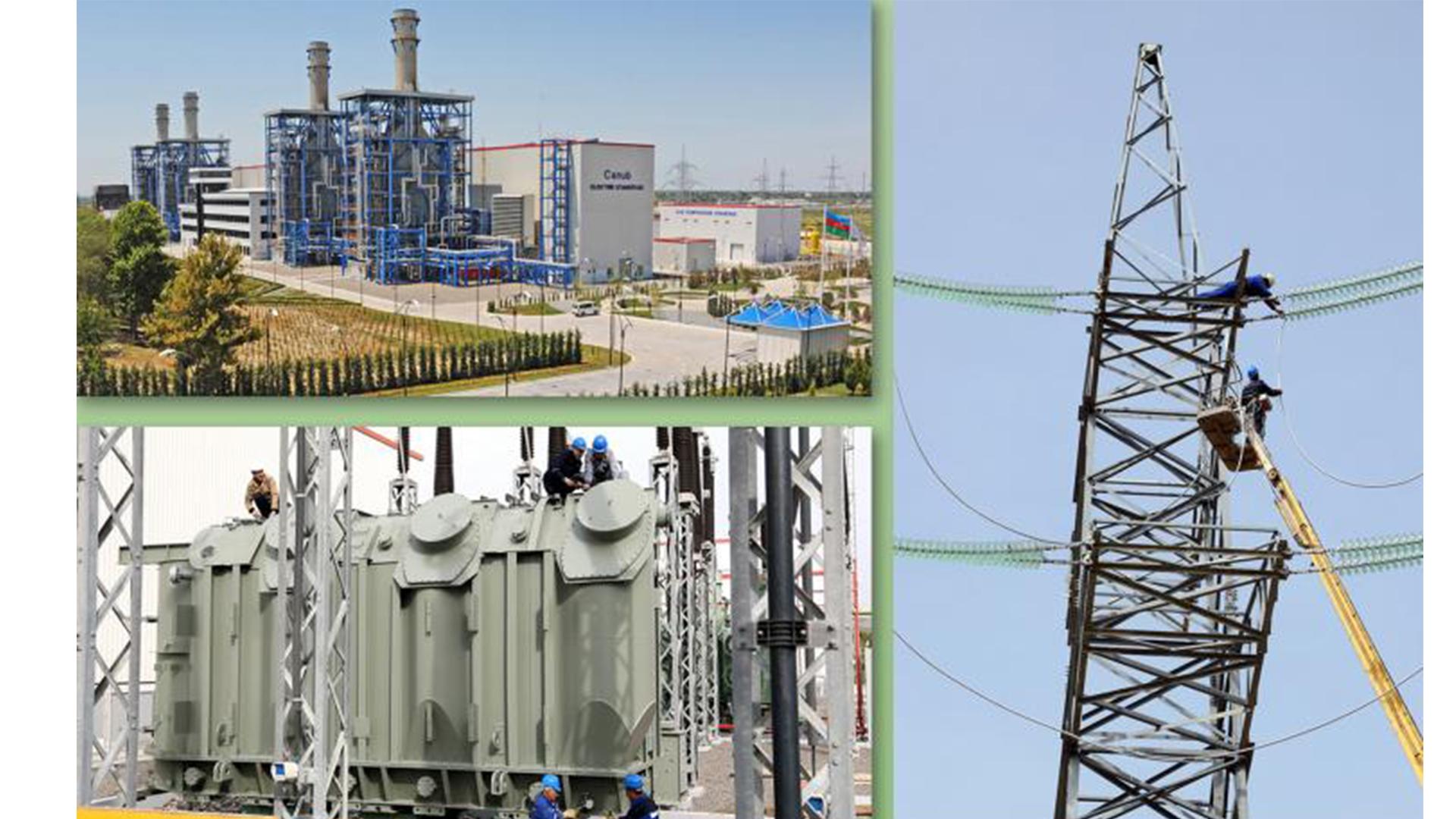 Azərbaycanda elektrik enerjisinin istehsalı arta bilər