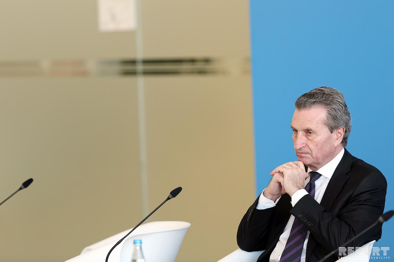 Комиссар ЕС: Мы увеличим поставки каспийского газа вдвое в течение 10 лет