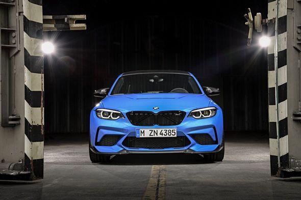 M2 CS: BMW kupenin yeni versiyasını təqdim etdi - FOTO
