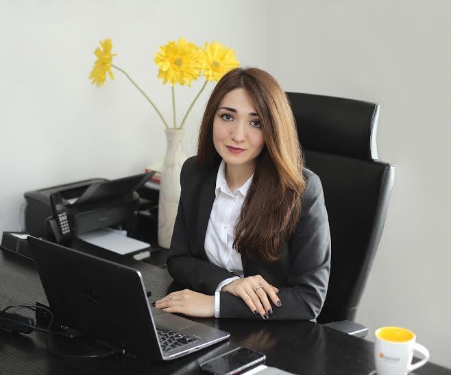 Image result for AccessBank-ın Bankçılıq Xidmətləri Departamentinin Rəhbəri Səbinə Qurbanova