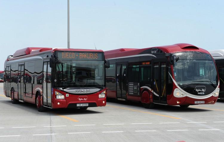 """""""Baku Bus""""ın yığılmış zərəri 152 mln. manata çatıb"""