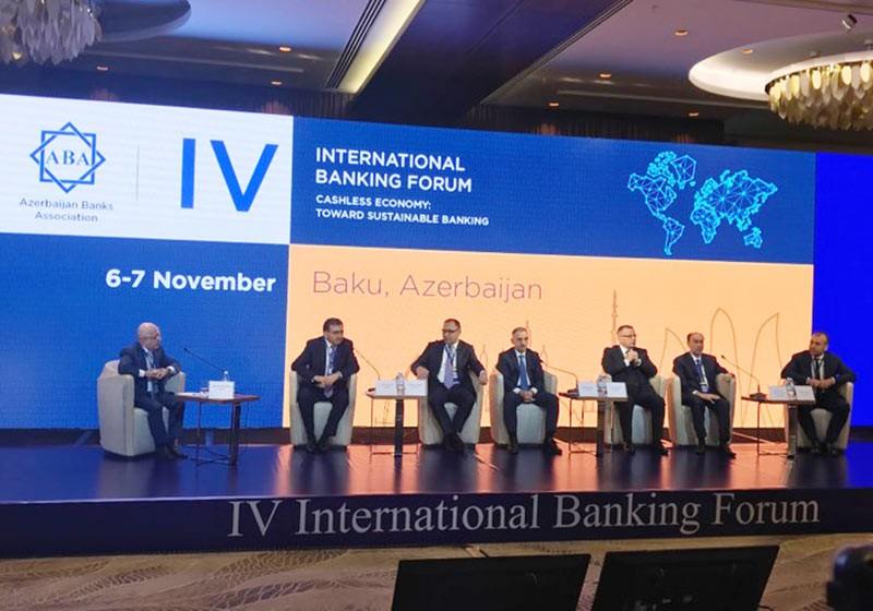 Bakıda Beynəlxalq Bankçılıq Forumu keçirilir