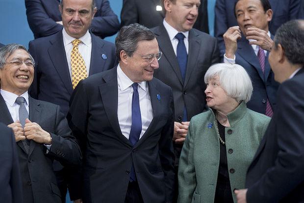 Dünya mərkəzi banklarının rəhbərləri toplaşacaq
