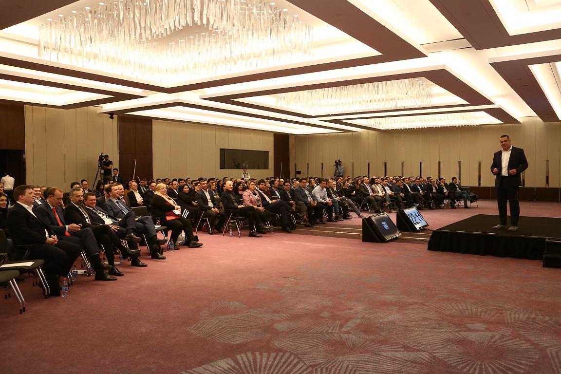 Никойл Банк провел форум «Банкинг Завтрашнего дня» с участием известных международных финансистов