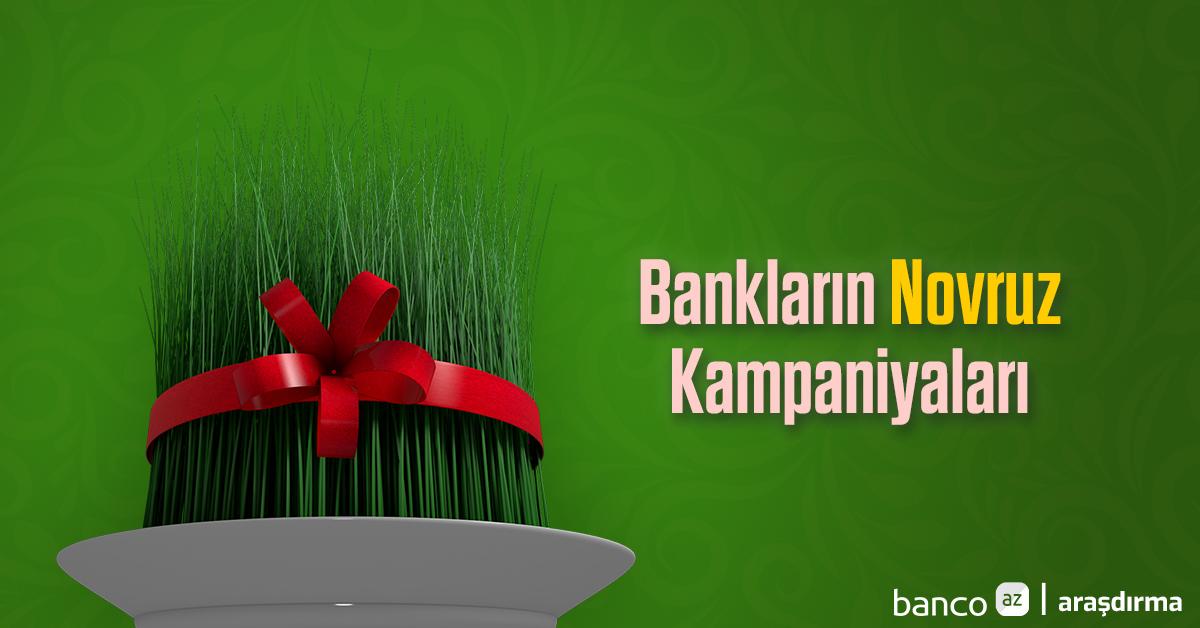Bankların Novruz kampaniyaları - 2021
