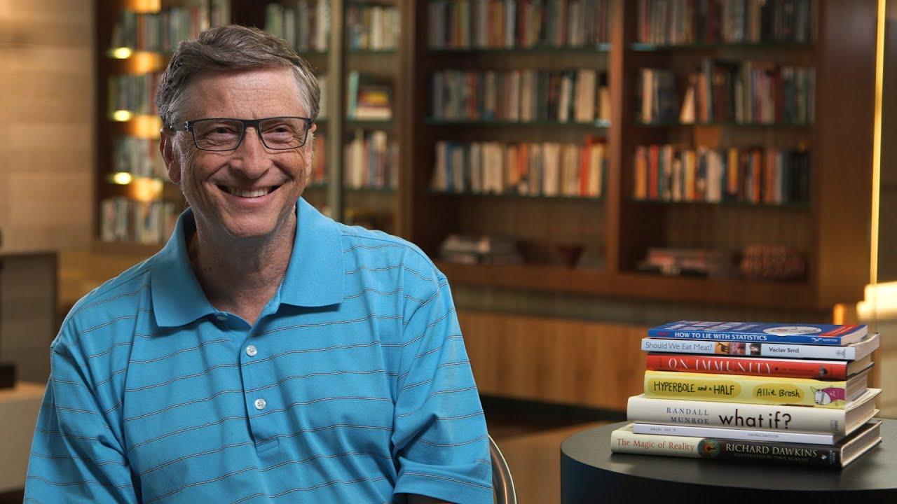 2020 yayı üçün Bill Qeytsdən 5 kitab tövsiyəsi