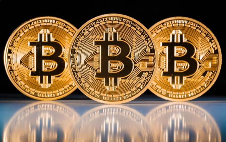 """""""Bitcoin"""" avqust ayında 55% bahalaşıb"""
