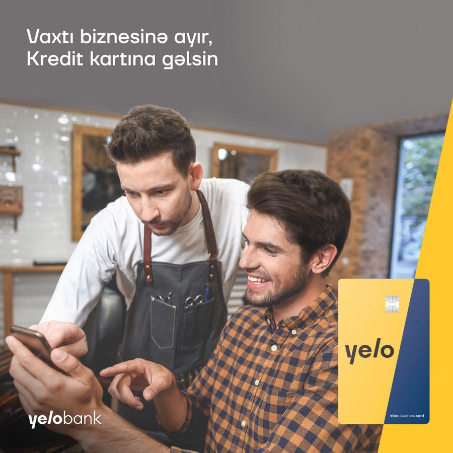 Микрокредиты в Yelo Bank – быстро и комфортно
