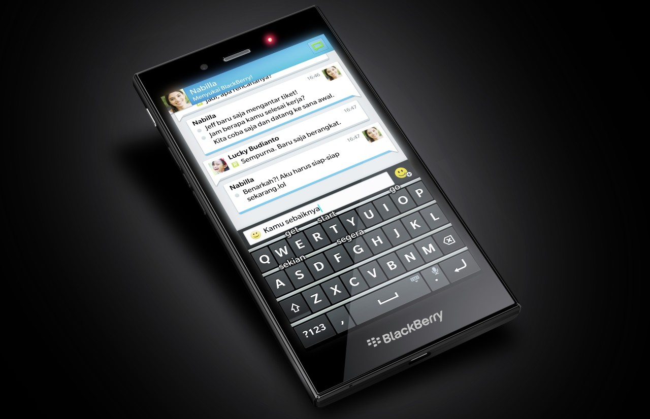 """""""Blackberry"""" geri dönür?"""