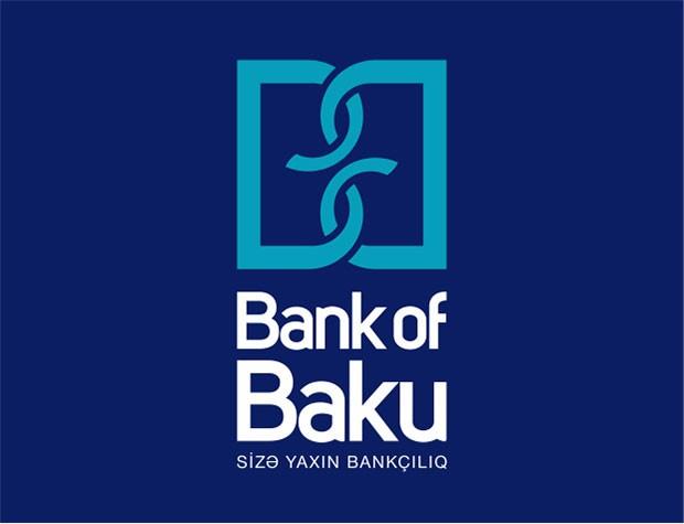 """""""Bank of Baku""""nun xalis mənfəəti 17 dəfədən çox artıb"""