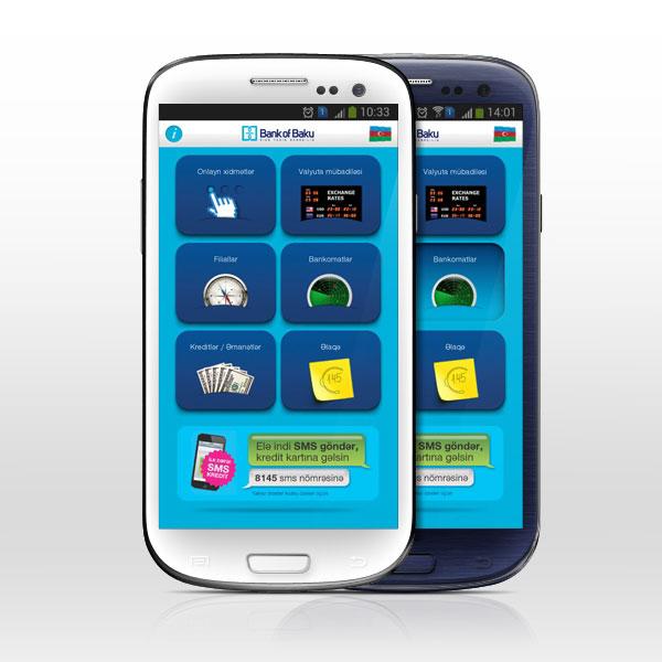 """""""Bank of Baku"""" Android və iPad üçün mobil əlavələrini işə saldı!"""