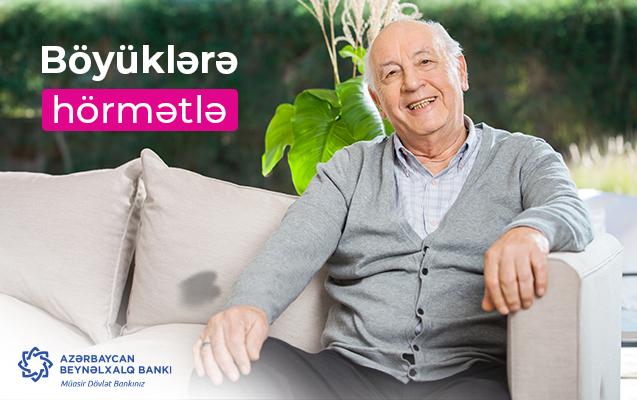 Azərbaycan Beynəlxalq Bankı pensiya kartlarının müddətini uzatdı
