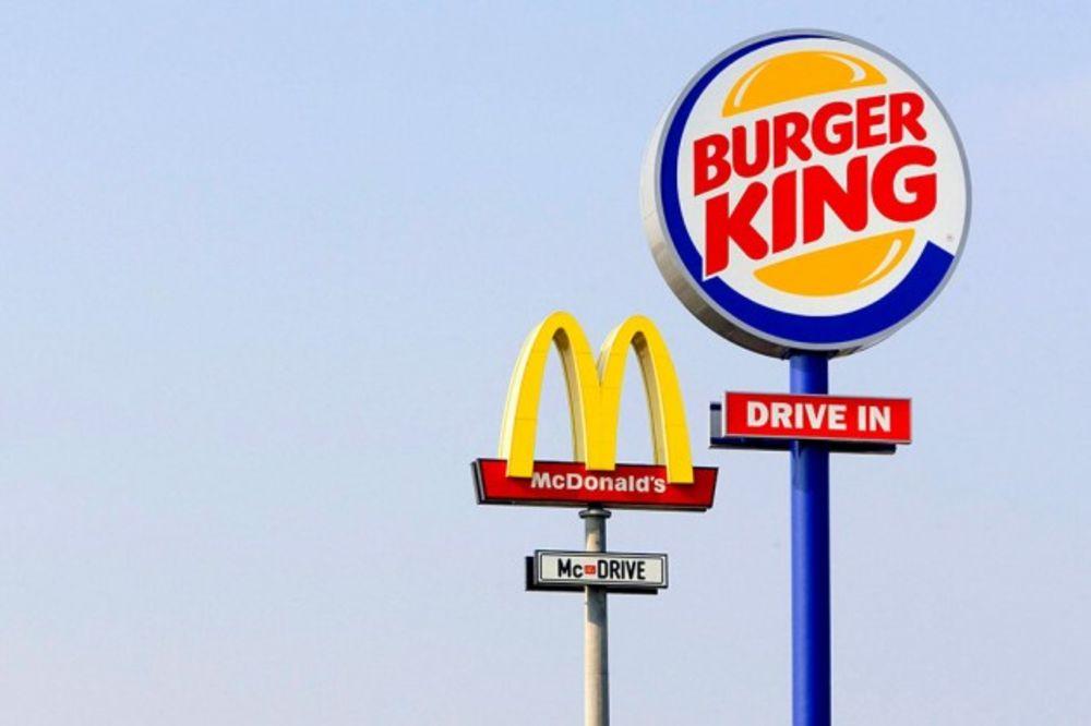 Burger King McDonald`s ilə arasına sosial məsafə qoydu