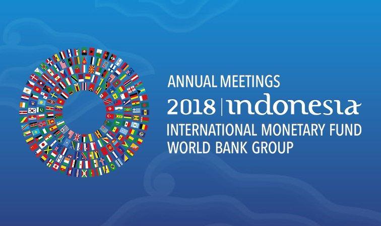 Beynəlxalq Bank BVF və Dünya Bankı qrupunun illik yığıncağında iştirak edib