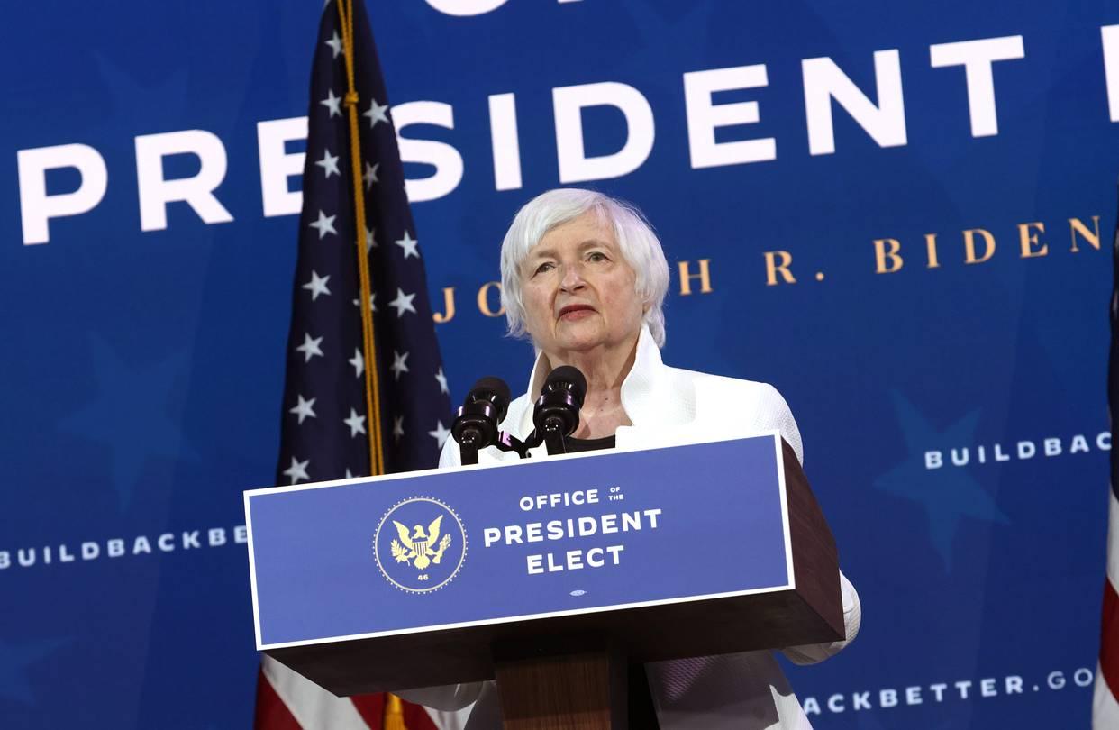 ABŞ-ın ilk qadın maliyyə naziri seçildi