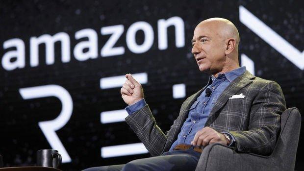 Ceff Bezos 3.1 milyard dollarlıq Amazon səhmlərini satdı