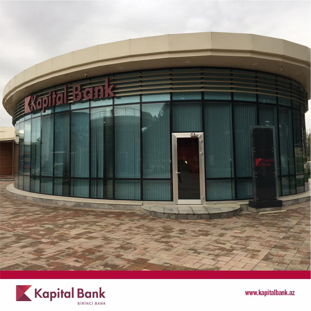 Открылся 100-ый филиал Kapital Bank