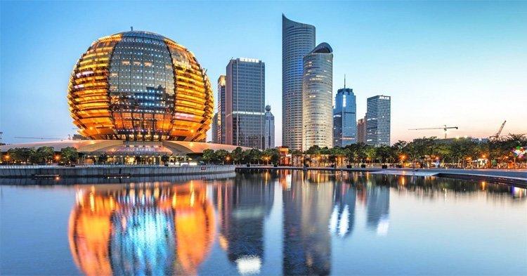 Çinin milyardlıq unikal binaları haqda MARAQLI FAKT
