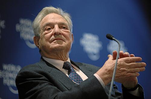 İngiltərə Bankını çökdürən insan – Corc Soros