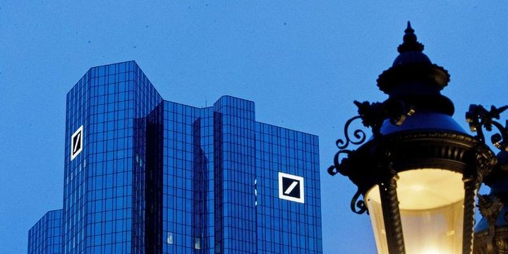 Deustche Bank: