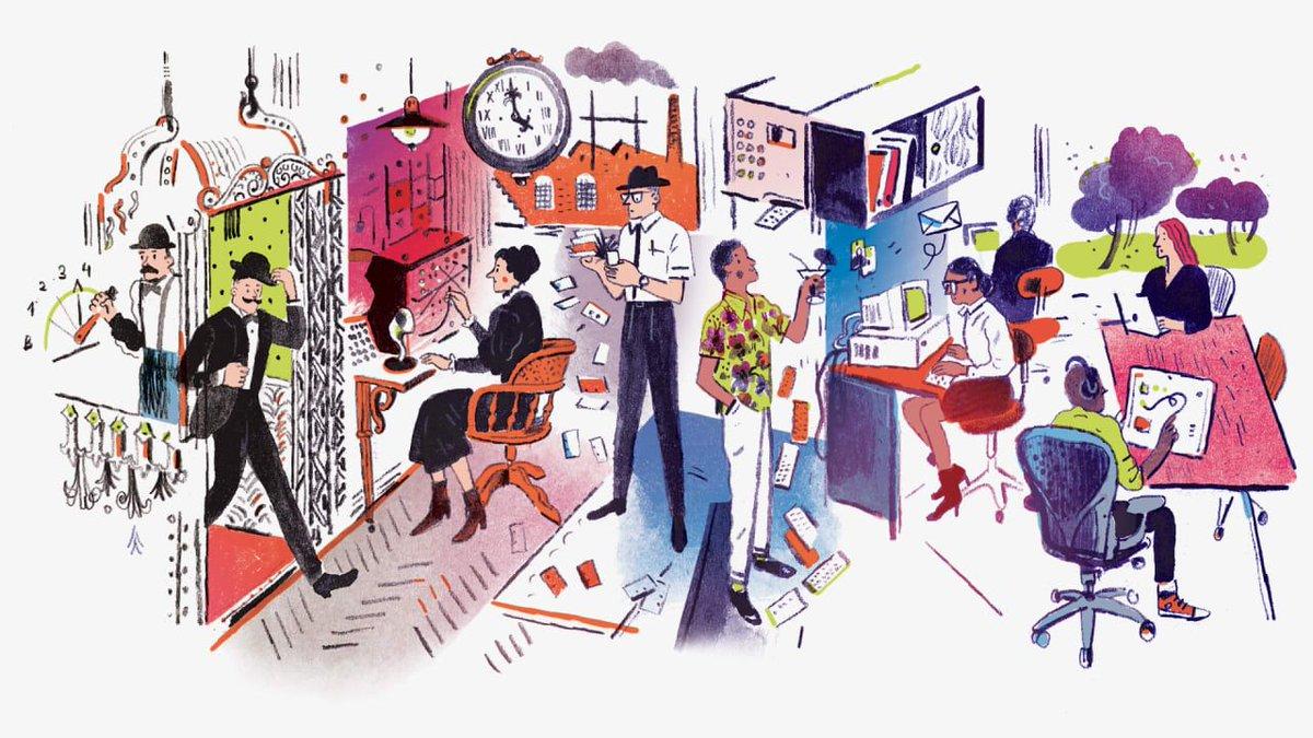 İş yerinin müasir görünüşünü müəyyən edən 10 innovasiya