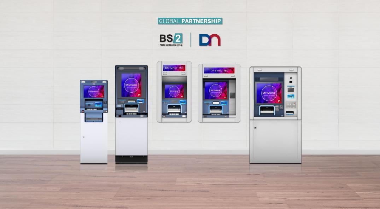 Новая линейка банкоматов от DieboldNixdorf