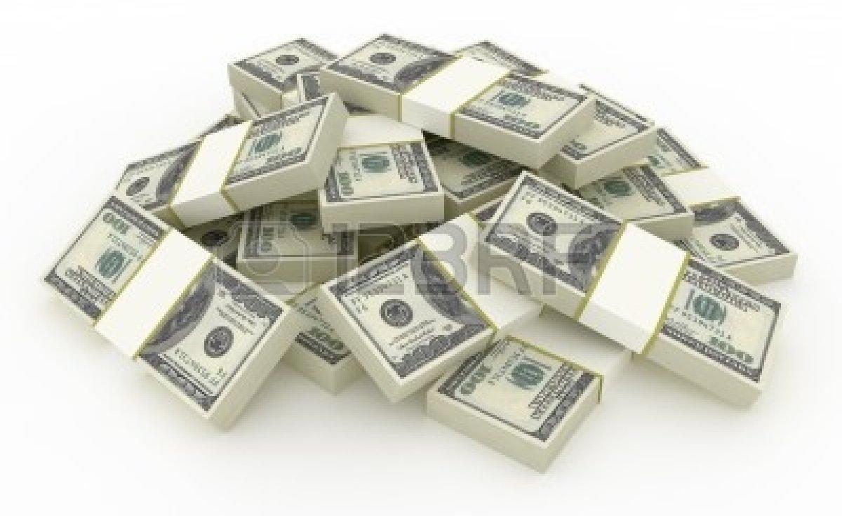Bütün dünya üzrə dividendlərin həcmi 1 trilyon dolları ötüb