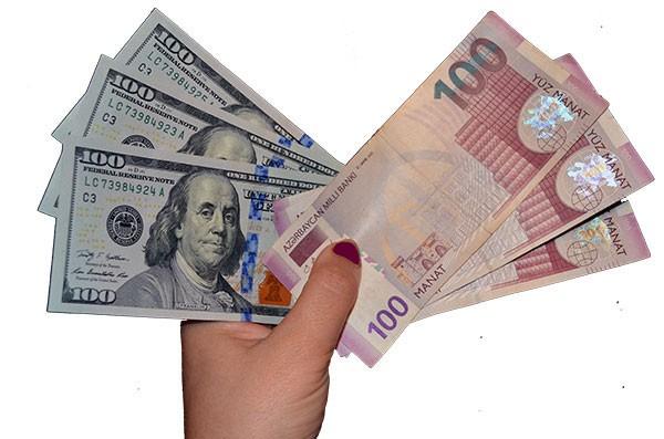 Avqustun 15-nə dolların məzənnəsi açıqlandı
