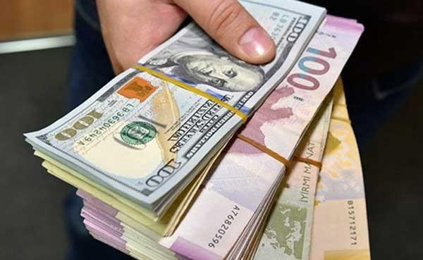 Avqustun 16-na dolların məzənnəsi açıqlandı