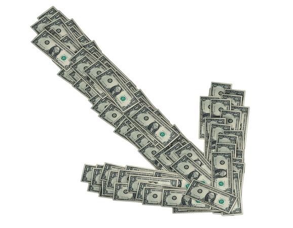 Dollar kəskin ucuzlaşdı - Hərrac bitdi