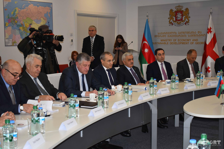 Gürcüstanda Azərbaycanla birgə yaradılmış 130 müəssisə var