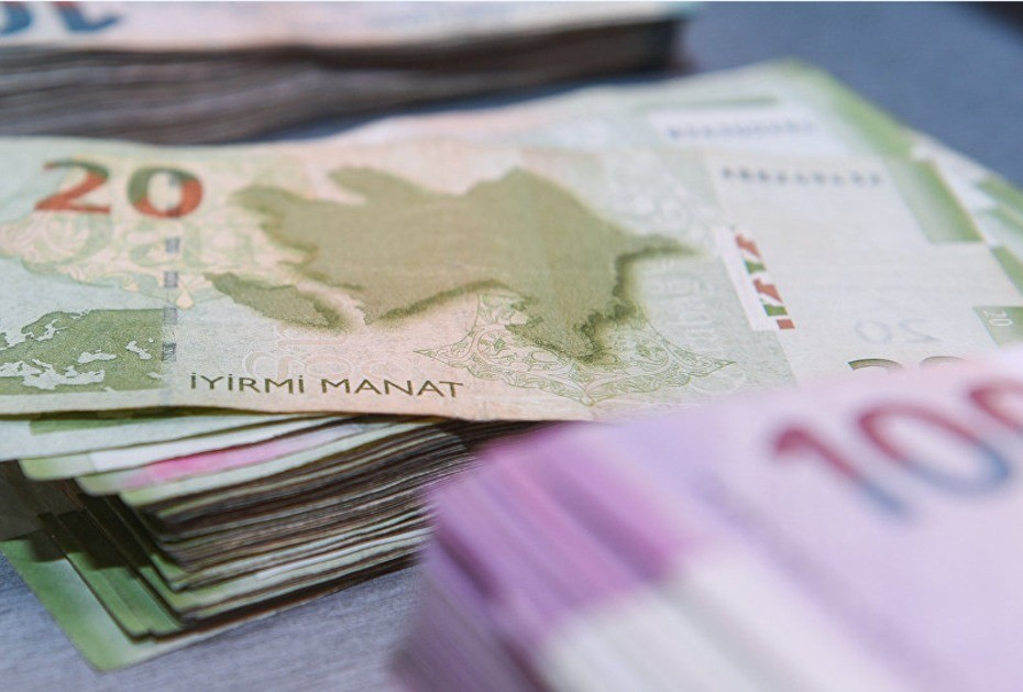 Профицит госбюджета Азербайджана превысил 4 млрд манатов