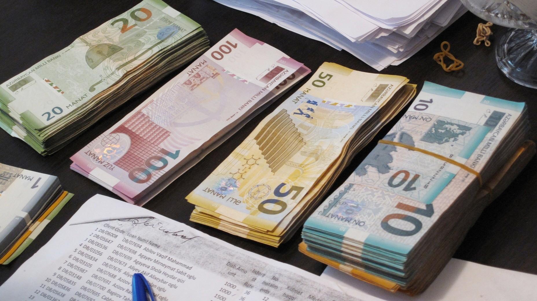 Чистая прибыль банковского сектора Азербайджана в I квартале составила 124 млн манатов