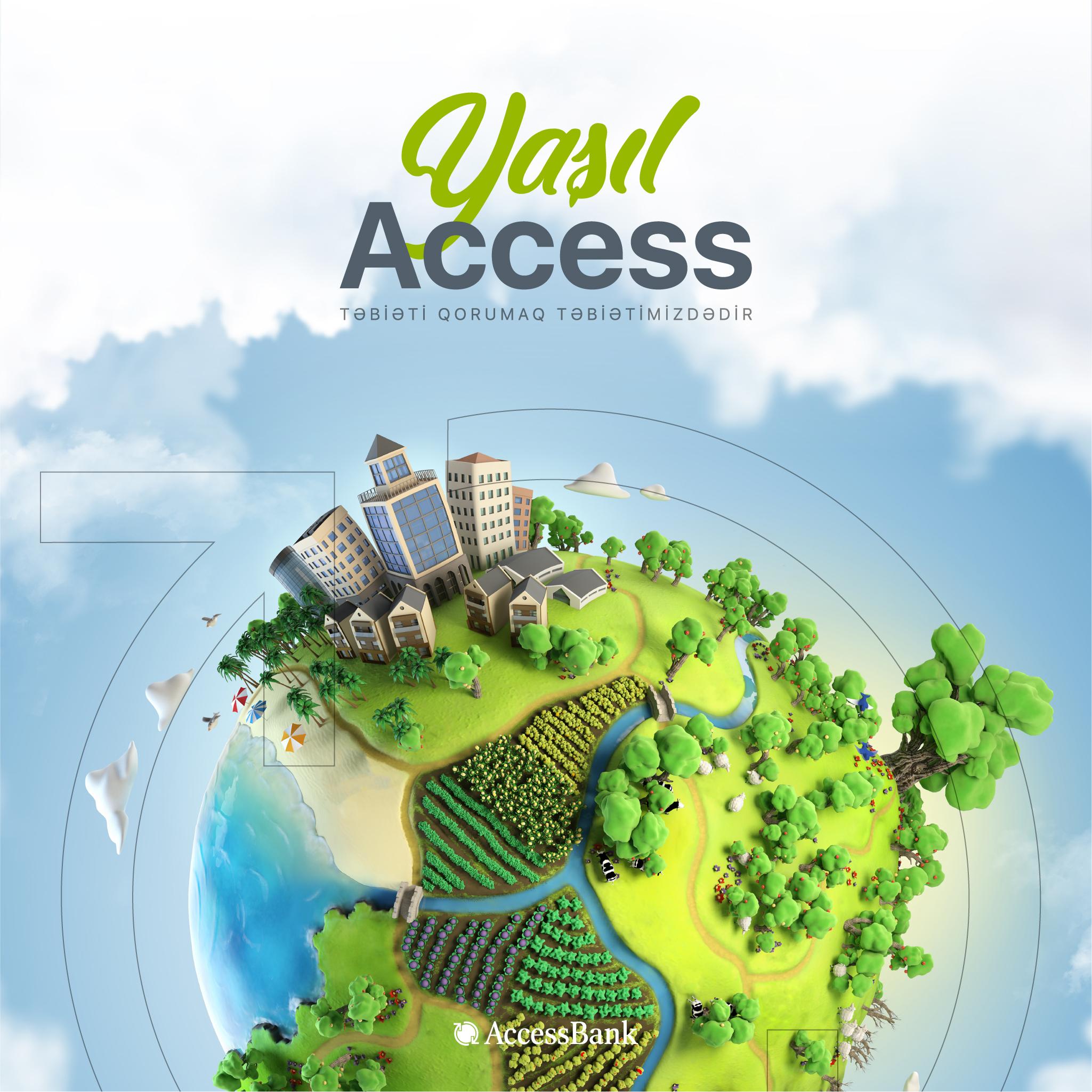 AccessBank посвятит 2020-ый год заботеоб окружающей среде!