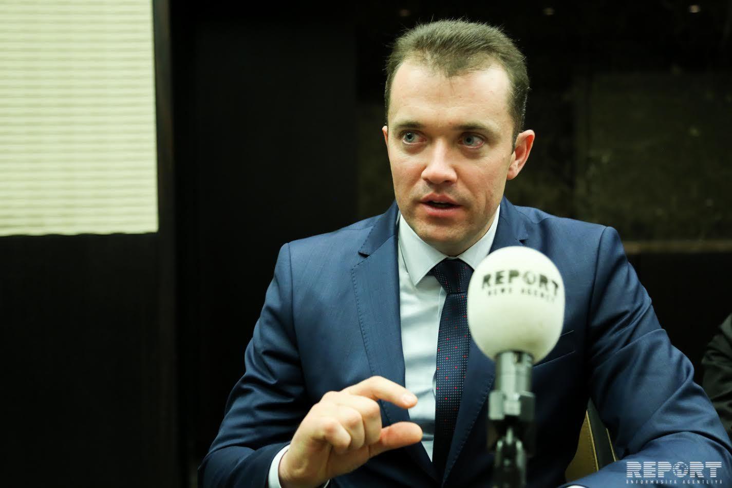 Региональный менеджер: В Азербайджане общий объем торговых операций с картой Visa вырос на 37%