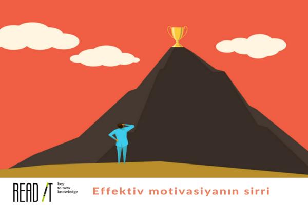 Effektiv Motivasiyanın Sirri
